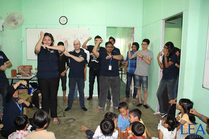LEA CSR Activities