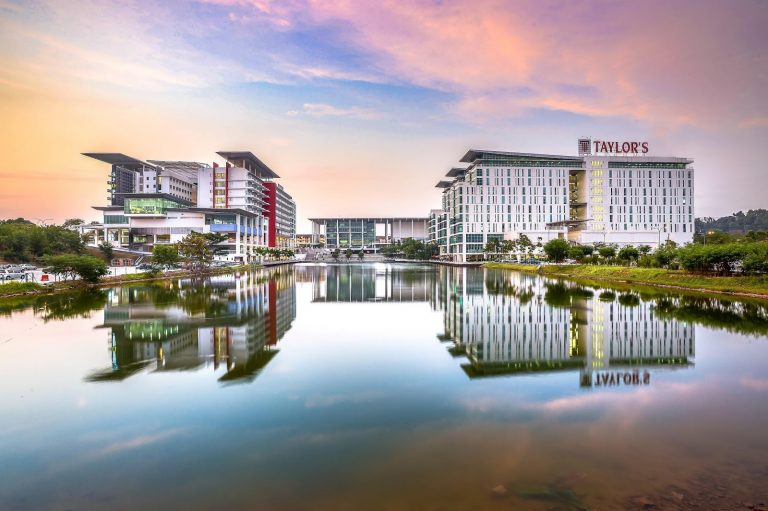 taylors university in malaysia