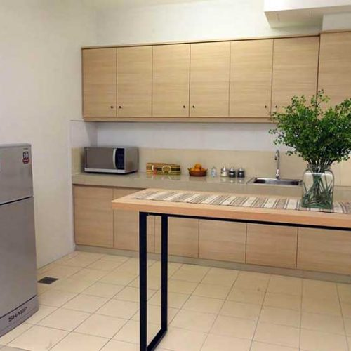 LEA English Centre Petaling Jaya Accommodation Kitchen