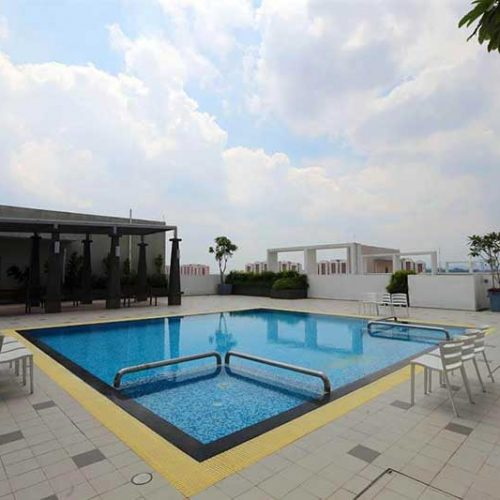 LEA English Centre Petaling Jaya Accommodation Swimming Pool
